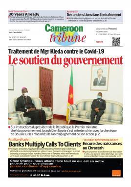 Cameroon Tribune - 27/05/2020