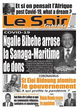 Le Soir - 13/05/2020