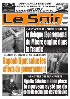 Le Soir - 15/05/2020