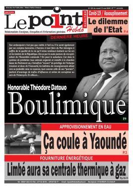 Le Point - 12/05/2020