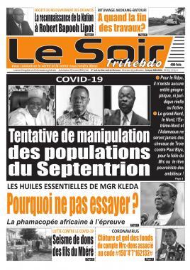 Le Soir - 06/05/2020