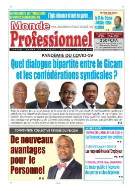 Monde Professionnel - 27/05/2020
