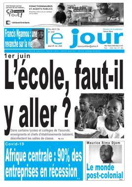 Le Jour - 28/05/2020