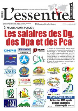 L'essentiel du Cameroun - 06/05/2020
