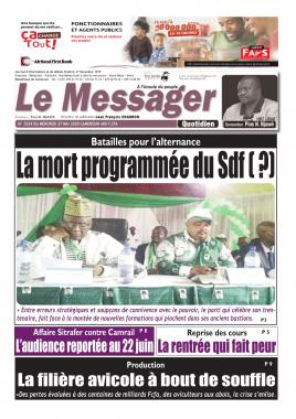 Le Messager - 27/05/2020