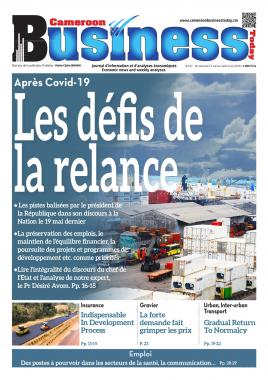 Cameroon Business - 29/05/2020