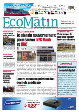Ecomatin - 18/05/2020