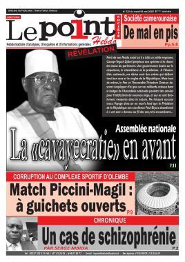 Le Point - 05/05/2020