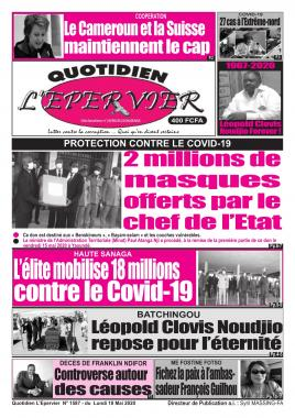 L'Epervier - 18/05/2020