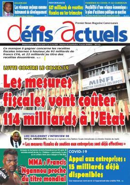 Défis Actuels - 11/05/2020