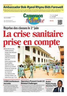 Cameroon Tribune - 28/05/2020