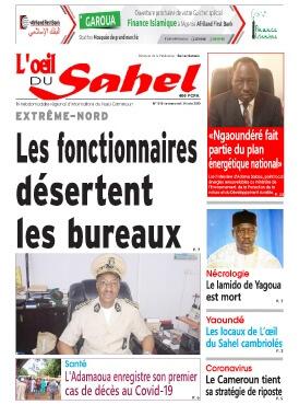LOeil du Sahel -24/06/2020