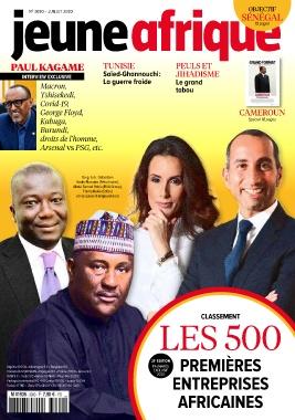 JEUNE AFRIQUE -30/06/2020