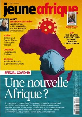 JEUNE AFRIQUE -05/06/2020