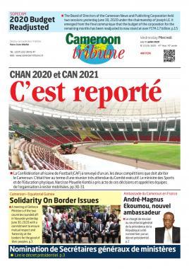 Cameroon Tribune - 01/07/2020