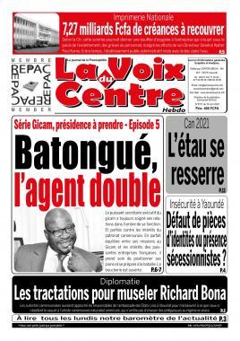 LA VOIX DU CENTRE - 29/06/2020