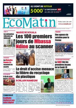 Ecomatin - 29/06/2020