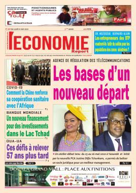 Le Quotidien de l'Economie - 01/06/2020