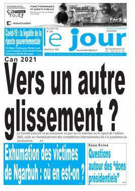 Le Jour - 30/06/2020