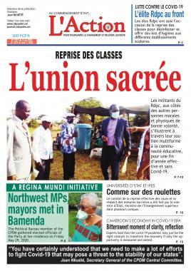 L'Action - 03/06/2020