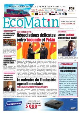 Ecomatin - 01/06/2020