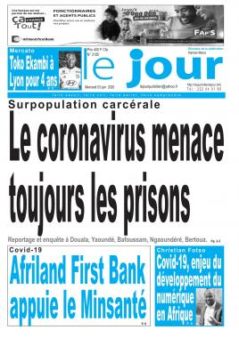 Le Jour - 03/06/2020