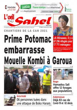 L'oeil du Sahel - 26/06/2020
