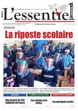 L'essentiel du Cameroun - 02/06/2020