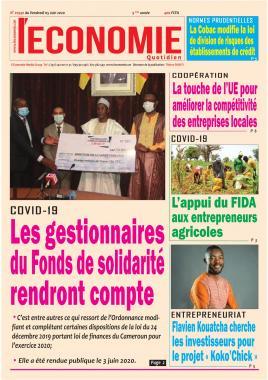 Le Quotidien de l'Economie - 05/06/2020