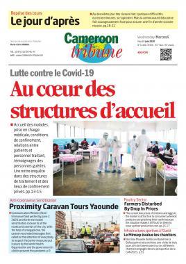 Cameroon Tribune - 03/06/2020