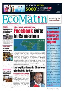 Ecomatin - 10/06/2020