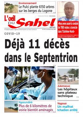 L'oeil du Sahel - 05/06/2020