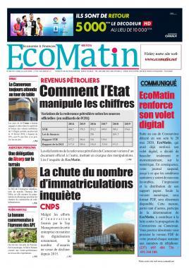 Ecomatin - 23/06/2020