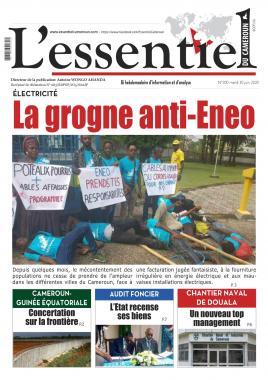L'essentiel du Cameroun - 30/06/2020