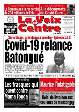 LA VOIX DU CENTRE - 02/06/2020