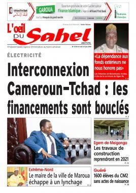 L'oeil du Sahel - 22/06/2020