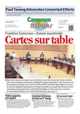 Cameroon Tribune - 30/06/2020