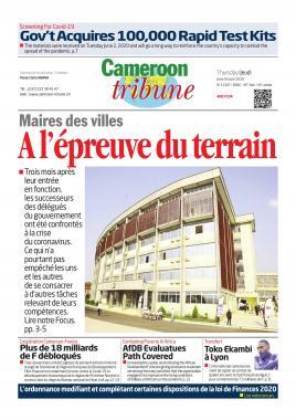 Cameroon Tribune - 04/06/2020