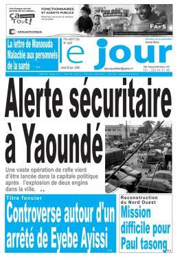 Le Jour - 25/06/2020