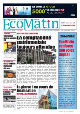 Ecomatin - 17/06/2020