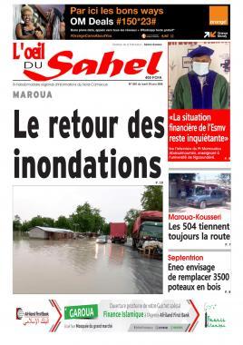 L'oeil du Sahel - 29/06/2020
