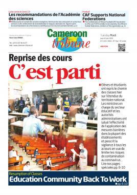 Cameroon Tribune - 02/06/2020