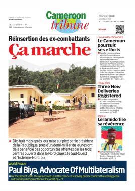 Cameroon Tribune - 25/06/2020