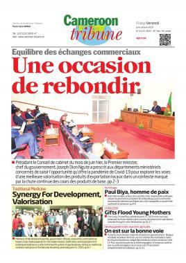 Cameroon Tribune - 26/06/2020