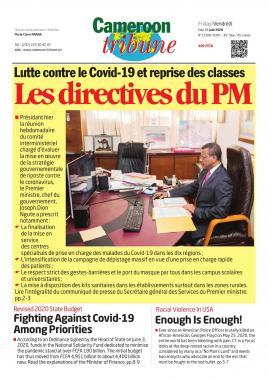 Cameroon Tribune - 05/06/2020