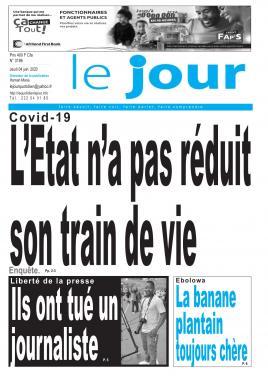 Le Jour - 04/06/2020