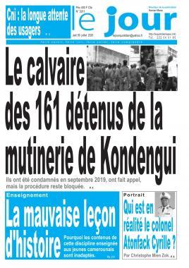 Le Jour - 09/07/2020