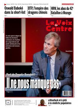 LA VOIX DU CENTRE - 20/07/2020