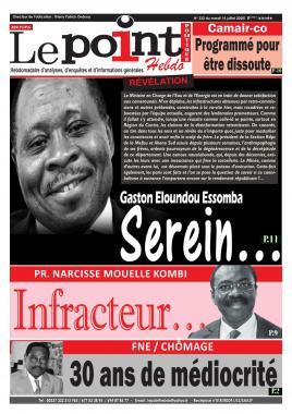 Le Point - 14/07/2020
