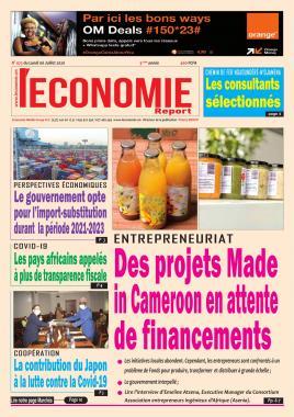 Le Quotidien de l'Economie - 06/07/2020